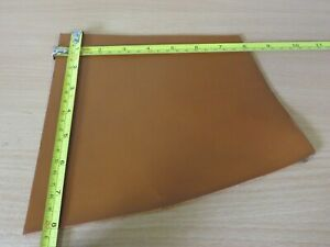 LONDON TAN VEG TAN LEATHER OFF CUTS 2 - 2.5mm B GRADE SELECT  FROM DROP DOWN