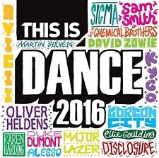 This Is DANSE 2016 40-track 2CD NEUF / scellé Disclosure Avicii Sigma
