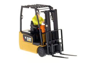 Diecast Masters DM 85504 1/25 Caterpillar Cat EP16(C) PNY Lift Truck Vehicle Toy