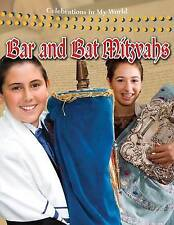NEW Bar and Bat Mitzvahs (Celebrations in My World) by Robert Walker