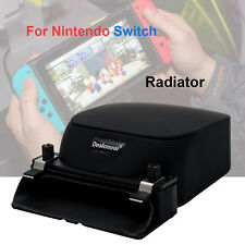 Cooling Fan Charger Stand USB Charging Dock Heatsink Cooler For Nintendo Switch