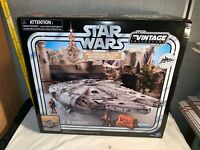 Star Wars TVC VINTAGE COLLECTION Millennium Falcon SMUGGLERS Run Galaxy Edge