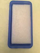 i Phone 4 rubber lavender cell phone case brand new item