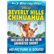 Beverly Hills Chihuahua (BD Live) Blu-r Blu-ray IN PERFECT CONDITION