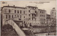 CPA -69-  LYON - Clinique St François d'Assise - Vue d'ensemble.