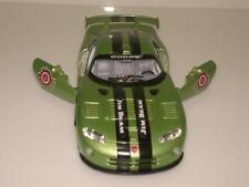 Jim Beam Green Dodge Viper Sports car 1:43 New Boxed