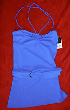 Juicy Couture Blue Cover Up Dress Size M/7,8 Retail $94