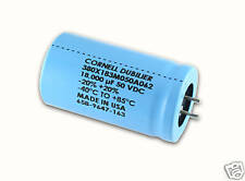 5x 18000uF 50V Press Lok Snap In Mount Electrolytic Capacitor 18000mfd 50VDC