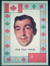 JEAN PAUL PARISE '72 OPC TEAM CANADA INSERT CARD