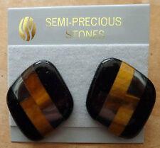 Semi Precious Natural Stone  earrings  WOMEN  ladies girls #19