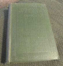 H. G. Wells The Soul de una Bishop 1917 1º Ed Tapa Dura Gb Stated Primero Impres
