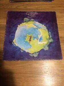 """Album 33 tours """" YES - Fragile """""""