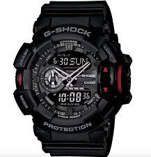 Casio G Shock *GA400-1B Anadigi All Black Gshock Ivanandsophia COD PayPal