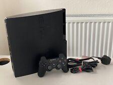 Sony PlayStation 3 Slim 160GB Charcoal Black Console (CECH-3003A)