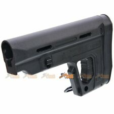 APS RS1 Foldable Stock for Airsoft M4 Series AEG (Black)