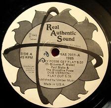 "Paul Blake/Bloodfire Posse Every Posse Get Flat/Dub 12""US '85 Pink Panther VINYL"