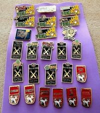 New listing Collection of Fringe Festival Pins