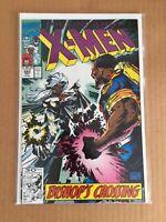 1991 The Uncanny X-Men #283 Marvel Comics Bishop Crossing 1st Full Appearance