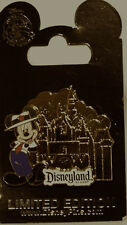 DISNEY PIN Mickey Mouse Security Officer Police 2011 DLR Castle Cast costume LE