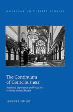 Continuum Of Consciousness Eimers  Jennifer 9781433122897