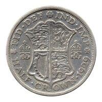 KM# 835 - Half Crown - 2 & 1/2 Shillings - George V - Great Britain 1929 (F)
