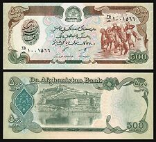 Afganistan - Afghanistan 500 Afghanis 1991 Pick 60c  SC = UNC