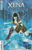 Xena Warrior Princess #1 Allen & Martin Var Dynamite Comic 1st print 2019 NM