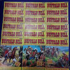 Buffalo Bill - Lasso AUSWAHL Sonderhefte # 142 - 660  - Held des Wilden Westens