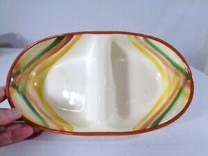 Vernon Kilns GiGi Open Vegetable Serving Bowl