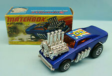 17133 MATCHBOX / SUPERFAST / SERIE 75 / 48 PI.EXED PIPER 1/64