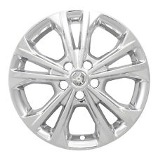 """Fits Ford Escape 2017-2018 CCI CHROME 17"""" Wheel Skins Hubcaps Wheel Covers"""