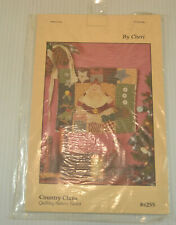 Country Claus by Cheri #6255 Quilting Pattern