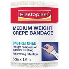 Elastoplast Crepe Medium Bandage 5cm x 1.6m