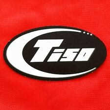 TISO Sticker / Decal - Bicycle Components Italy Gear Italian Road Mountain Bike