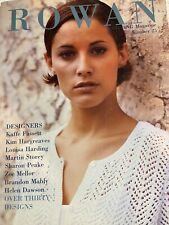 Rowan Knitting and Crochet Magazine 25 - Pre-owned, in very good condition