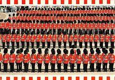 B102789 london trooping the colour military militaria    uk