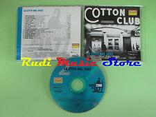 CD GRANDE STORIA JAZZ 2 compilation PROMO 01 ELLINGTON TATUM HOLIDAY (C16) no mc