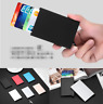 Aluminium Business ID Credit Card Wallet Holder Metal Pocket Case 95X60X9MM