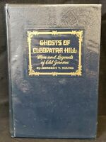 Ghosts Cleopatra Hill Men Legend Old Jerome Signed Herbert Young Spiderweb Cover