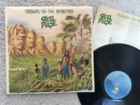Steel Pulse Tribute To The Martyrs: Island Records: ILPS 9568 1979 Free UK Post