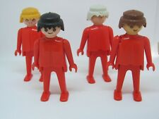 Playmobil @@ Bundle of Characters Vtg @@ A10