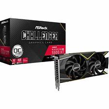 ASRock Radeon RX 5500 XT Challenger 8GB GDDR6 128 bit 7680 x 4320 PCI Express