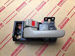 Interior Door Handle Front//Rear-Left Dorman 82477 fits 98-02 Toyota Land Cruiser