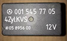 0015457705 Mercedes 190 W201 W124 Relè Pompa Carburante Originale