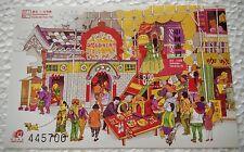 2002 Macau Festival -- Tou Tei 节日 -- 土地诞 Souvenir Sheet Stamp Mint NH