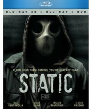 Static [New Blu-ray 3D] With DVD, 3D, 3 Pack