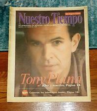 TONY PLANA Nuestro Tiempo LA Times Magazine 1994 En Espanol Lalo Guerrero