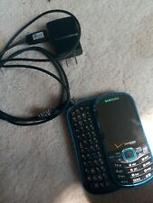 Samsung Intensity II 2 Messaging Phone Verizon  Brilliant Blue -B-