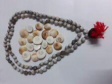 Gomti Chakra 25 Pieces Free Vaijayanti Mala For wealth,health,success & Worship