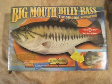 Vintage Big Mouth Billy Bass with box